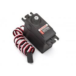 Servo, digital high-torque, metal gear, waterproof (TRX-4)