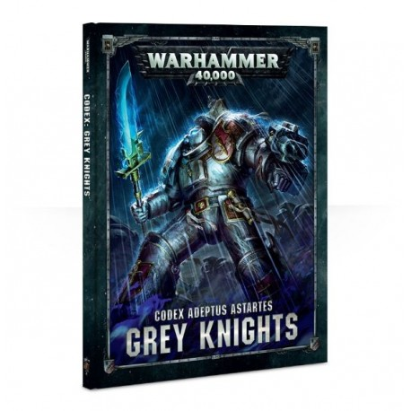 Codex: Grey Knights 2017