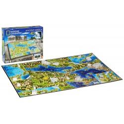 4D Cityscape NG Ancient Greece Puzzle (600+pcs)