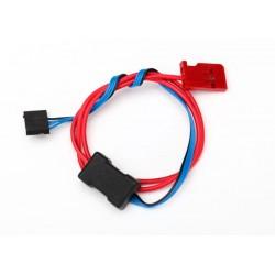 Sensor, auto-detectable, voltage