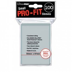 Pro-Fit Card Sleeves Small