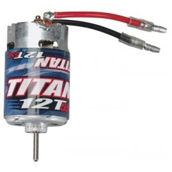 3785 BC2 DO - Motor, Titan 12T (12-Turn, 550 size)