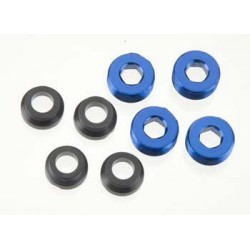 4934X 2B5 - Aluminum Caps Pivot Ball Blue