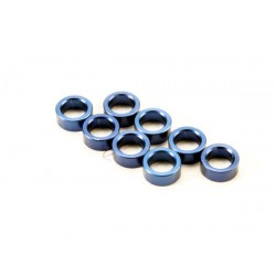 5133A CX11 Spacer, pushrod (aluminum, blue)