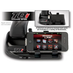 6510 Docking base, TQi 2.4 GHz transmitter (iPod/iPhone compat
