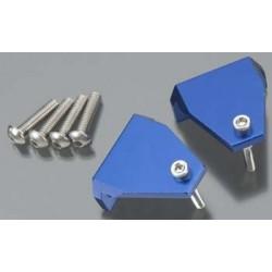 5731 BI7 Trim tab adjuster (2)/ 4x16mm BCS stainless (4)/ 3x18m