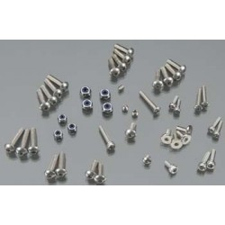 5746 BK Hardware kit, stainless steel, Spartan (contains all s