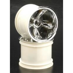 4174 TRX Pro-Star chrome wheels