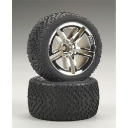 5573 Rear Tires & Wheels Assembled Jato