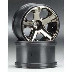 All-Star 2.8 Wheels (black chrome)