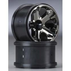 5577A Wheels All-Star 2.8 Black Chrome s/tra