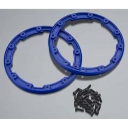 5666 O1 Sidewall protector, beadlock style (blue)