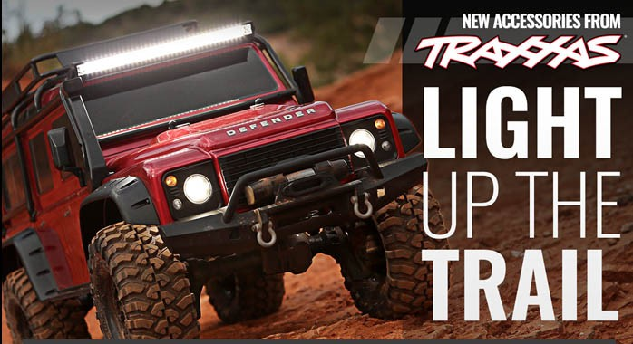 TRX4 LED